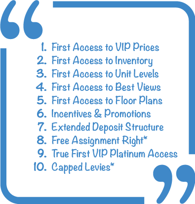 Platinum VIP Access
